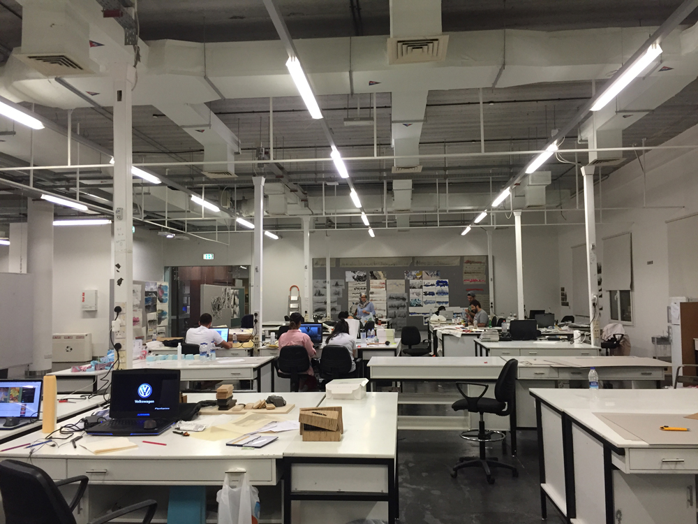 In Studio Blog American University Of Sharjah Aias