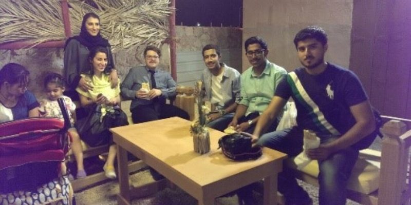 Bahrain-joel meeting